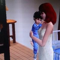 ねねの子育ての始まり。