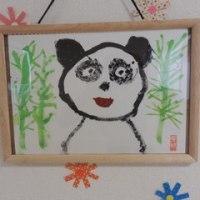 母の夢とパンダの絵