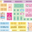 ハンドクラフトフェア in 名古屋 会場地図