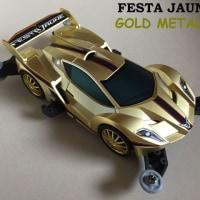 TAMIYA FESTA JAUNE GOLD METALLIC