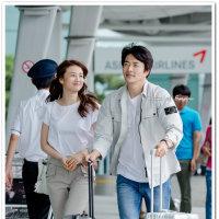 明日2/27 TBSチャンネル1で クォン・サンウ×チェ・ジウ主演『誘惑』1,2話放送(´-`*)