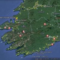 アイルランド: Large jellyfish