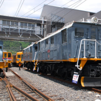 Electric Locomotive#21