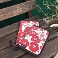 marimekko好きな方にオススメ☆花柄ビンテージ母子手帳ケースが入荷しました!