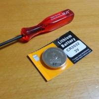 ソルティストicsの電池交換