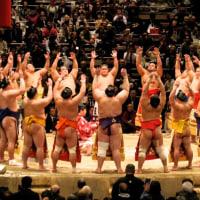 平成29年 大相撲初場所 五日目 国技館観戦