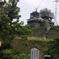 熊本研修にて