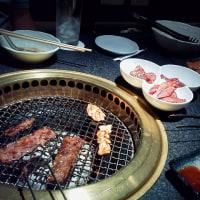 焼肉をはしご(´∇`)