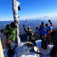 2016年12月3・4日 八ヶ岳