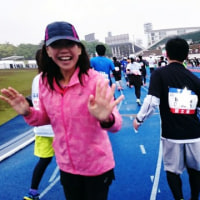 仙台ハーフマラソン、完走しました!