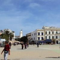 モロッコ紀行 155 ムーレイ・エル・ハッサン広場