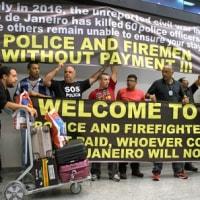 リオ五輪  問題山積 ロシアのドーピング、ジカ熱、財政危機、警官による「殺害行為」