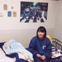 新入部員紹介~小林悠華選手、入寮~