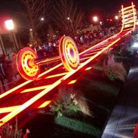 東京駅ミチテラス2013  「明日へと続く光のレールウェイ」