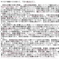 「環境・平和・自治・人権ー沖縄から未来を拓く」←第33回日本環境会議に23日参加しました!