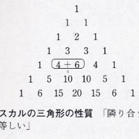 ニ項係数による導出1