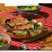 鶏肉と野菜のオーブン焼き