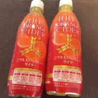 果汁100%炭酸ジュース