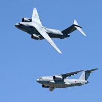 C-2輸送機、誘導路を外れてしまった理由。