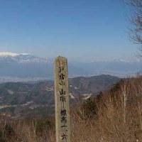 戸倉山(1681m)