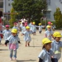 4/18(木) たけのこ体操 絵画指導
