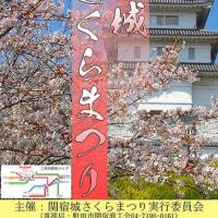 関宿城さくらまつり2017