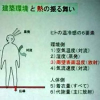 【ヒトの「いごこち感」の研究】