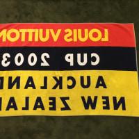 ルイヴィトンカップ2003ビーチタオル