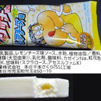 レビュー:ガリガリ君リッチ(レアチーズ味)