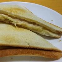ツナ&チーズのホットサンド
