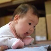 赤ちゃんの運動
