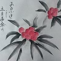 もう一度〝柿の花〟