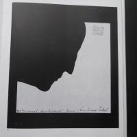 デュシャン『プロフィールの自画像』