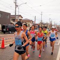 穂の国ハーフマラソン 観戦