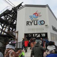 11/27 漸く龍王スキーパークがオープンして何とかスキー初滑りが出来ました!