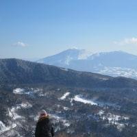 一人シニアの漫遊記(万座で温泉・スキー三昧 2017年2月)