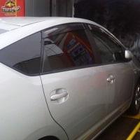【静電気・電磁波対策:フルコースで施工した20系後期プリウス君】バリバリ洗車機で洗えます!!