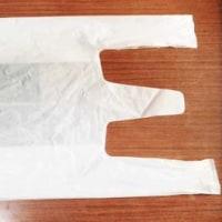 今日はレジ袋のいち子ばーば式保存法です