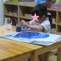 園児クラスの様子(2017年5月)