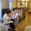 オカリナボランティア演奏