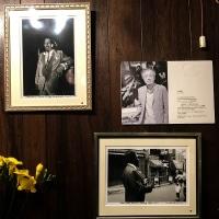 中平穂積写真展『Jazz Giants』@Bar十月