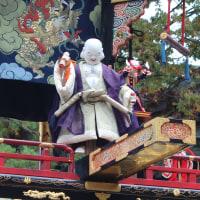 ぶらり旅・秋の高山祭(からくり奉納)(岐阜県高山市)