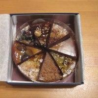 8種類のケーキ