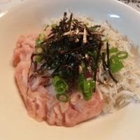 焼くだけ餃子&ねぎチャーシュー&2色丼