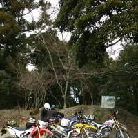 2016.2.22~23房総林道
