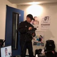AMIMAMINO、矢堀孝一さん、山田智之さん、そして辻カメラマン!