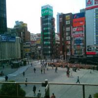東京にて研修参加