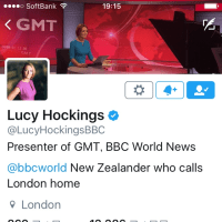 I can understand what PM May says, but I can't understand what Lucy says. Why?
