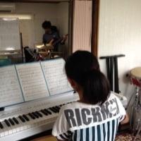 発表会前合同練習風景(12日.19日)