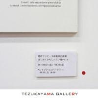ワンピース倶楽部関西支部「はじめてかもしれない展」Vol.4に出展いただきます☆
